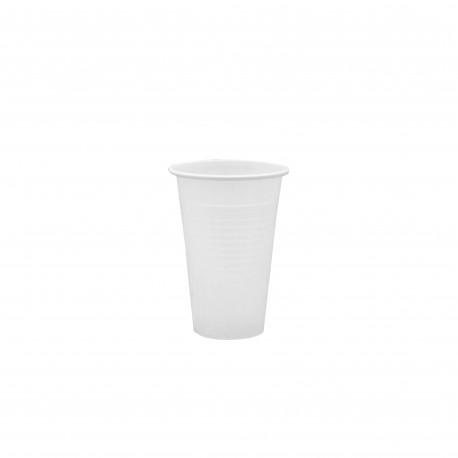 Kelímek nápojový 200ml - bílý (100ks)