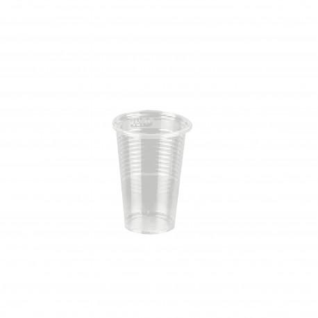 Kelímek nápojový 200ml - transparentní (100ks)