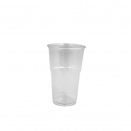 Kelímek AE 350 - 0,3l PET - transparent (50ks)